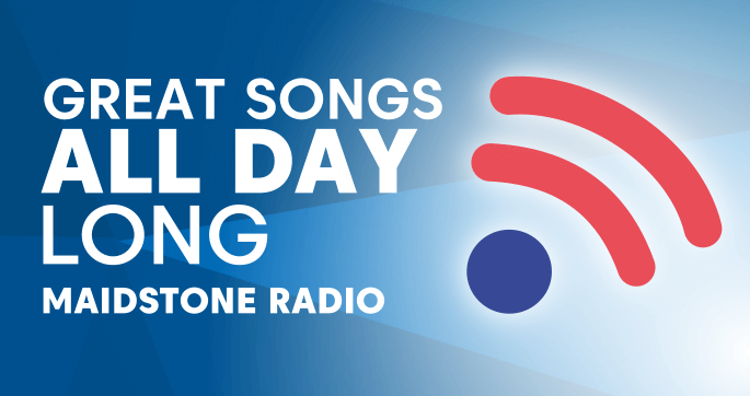 Great Songs All Day Long on Maidstone Radio