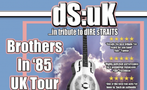 DS:UK In Tribute to Dire Straits - The Brothers in 85 Tour