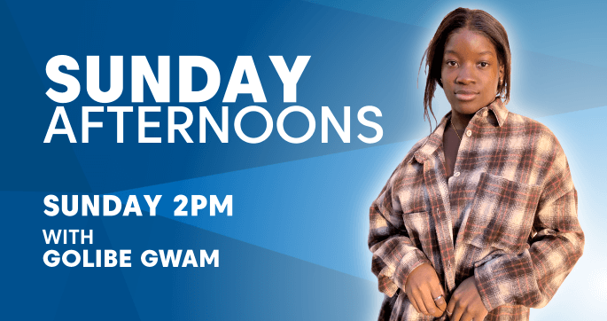 Sunday Afternoons. Sunday 2pm