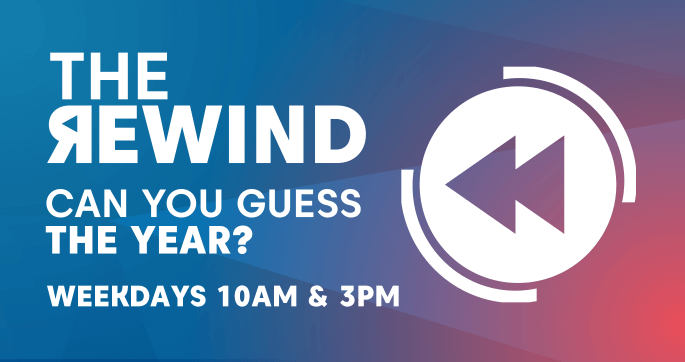 The Rewind, Weekdays 10am and 3pm
